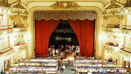 El Ateneo Grand Splendid Bookstore In Buenos Aires, Argentina