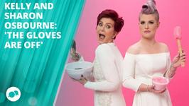 Kelly and Sharon Osbourne 'We're ready for a fight'