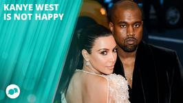 Kanye West is disappointed in his family