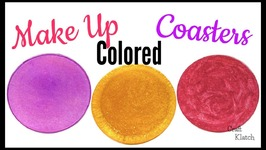 Make Up Resin Coasters  Another Coaster Friday  Craft Klatch