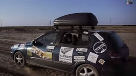 Mongol Rally - Crazy Overland Adventure From England To Mongolia