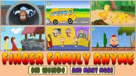 Nursery Rhymes Collection in Hindi  Finger Family and many more  Hindi Kids Rhymes