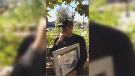 Dad to Be Gets Emotional Over Surprise Announcement