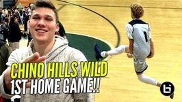 Chino Hills Wild Out in First Home Game w/ Jesser The Lazer And Kris London Watching Full Highlights