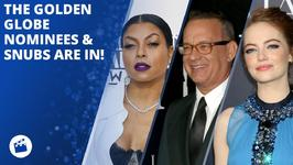 Golden Globe Nominations Are Here! Who Got Snubbed?