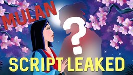 Mulan Has White Lead Actor According to Leaked Script