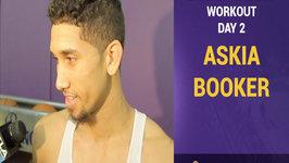 Lakers Pre-Draft Workouts - Askia Booker