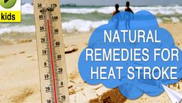 Kids Health: Heat Stroke - Natural Home Remedies for Heat Stroke