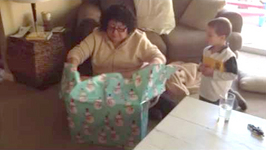 Grandma's Surprise Christmas Gift is a Winner