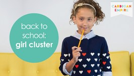 Back to School in 10 Items of Clothing: Girl Wardrobe Cluster