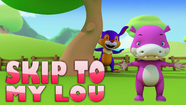 Skip To My Lou  Popular Children's Song