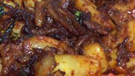 Masala Chilli Fry