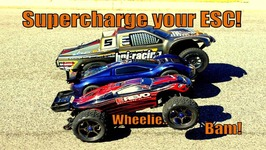 Supercharge your ESC to Wheelie