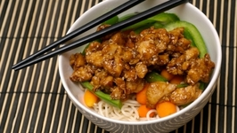 Sweet And Sour Apricot Chicken