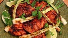 Fragrant Tandoori Chicken