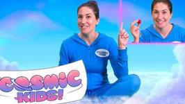 Taste Test- Cosmic Kids Zen Den- Mindfulness for kids