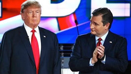 Ted Cruz Challenges Donald Trump to Debate
