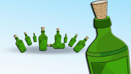 Ten Green Bottles Children's Popular Nursery Rhymes