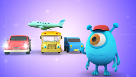 Let's Learn About Transport  Learning Songs and Original Songs for Kids