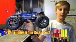 S911 - 1/12 Scale 2WD 2.4G Truggy from Gearbest